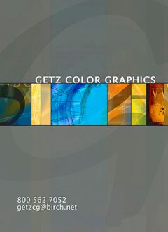 Getz Color Graphics