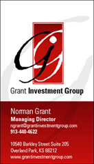 Grant Investment Group (businesscard)