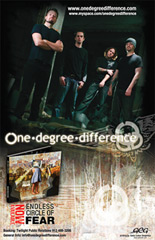One Degree Difference (poster)