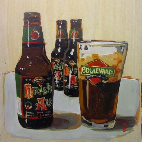 KC Boulevard: Untitled Brew #3